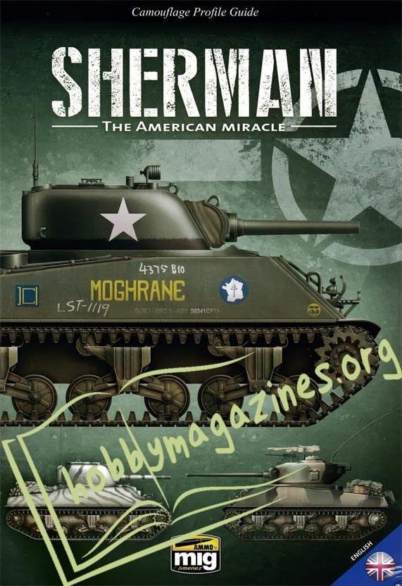 Camouflage Profile Guide - Sherman