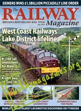 The Railway Magazine – July 2018