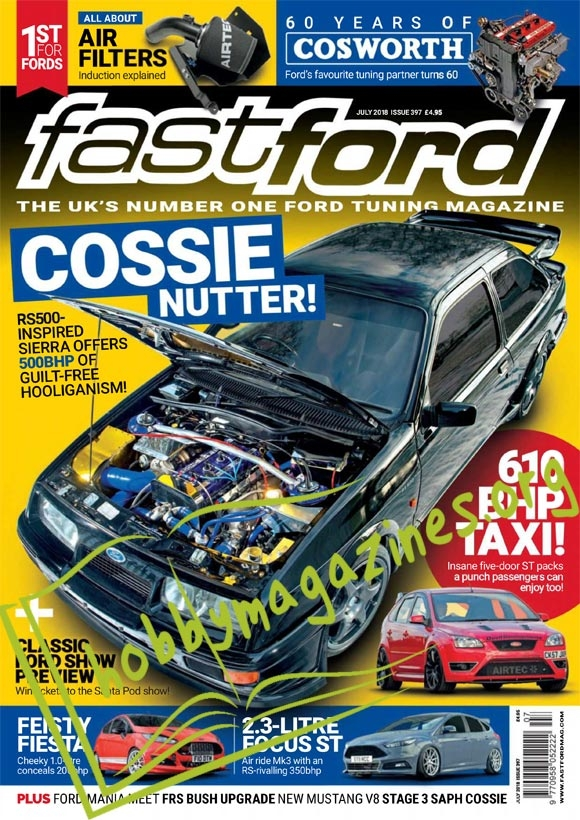 Fast Ford - July 2018