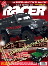 Radio Control Car Racer – August 2018