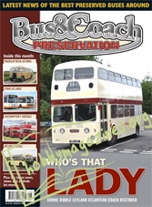 Bus & Coach Preservation – August 2018
