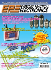 Everyday Practical Electronics – August 2018