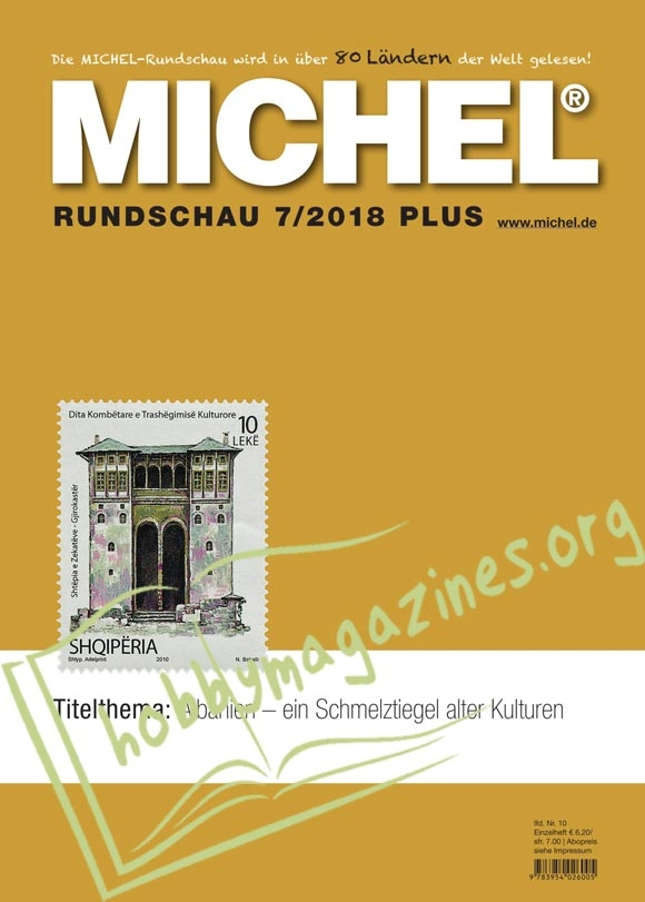 Michel Rundschau Plus 2018-07