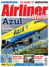 Airliner World – August 2018