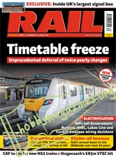 Rail - July 18-July 31, 2018