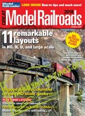 Model Railroader Special : Great Model Railroads 2018