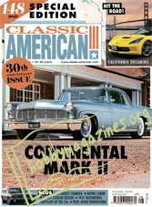 Classic American – August 2018