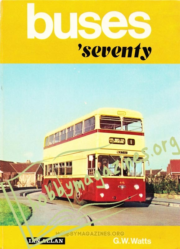 Buses Annual 1970