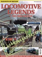 Locomotive Legends 01 : The LNER Pacifics