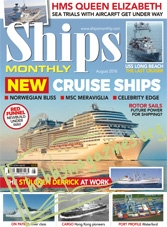 Ships Monthly – August 2018