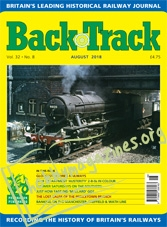 Backtrack – August 2018