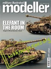 Military Illustrated Modeller 088 – August 2018