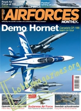 Air Forces Monthly - August 2018