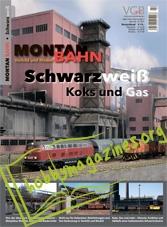 MontanBahn - Schwarzweiss: Koks und Gas