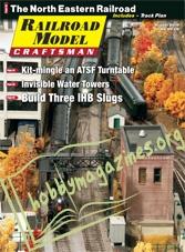 Railroad Model Craftsman  - August 2018