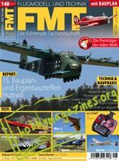 Flugmodell und Technik (FMT)- August 2018
