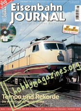 Eisenbahn Journal - August 2018