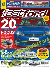 Fast Ford – Summer 2018