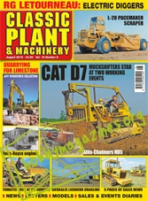 Classic Plant & Machinery – August 2018