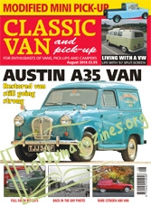 Classic Van & Pick-up – August 2018