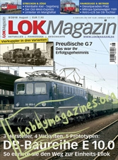 LOK Magazin 2018-08