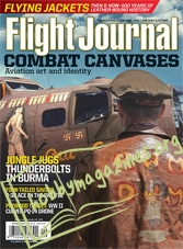 Flight Journal - October 2018