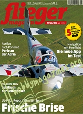 Fliegermagazin - August 2018