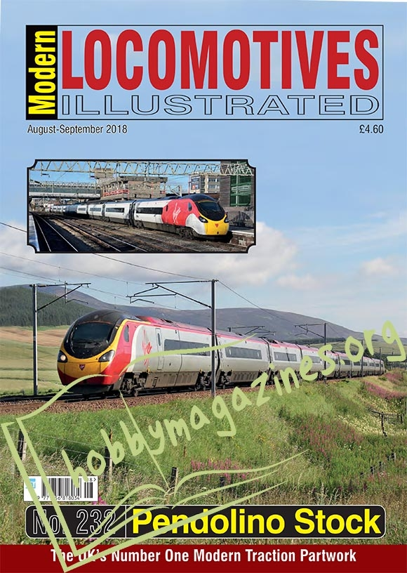 Modern Locomotives Illustrated – July 2018
