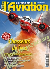 Le Fana de l'Aviation - Août 2018