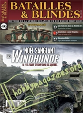 Batailles & Blindes 086 - Aout/Septembre 2018