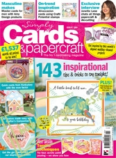 Simply Cards & Papercraft Iss.180