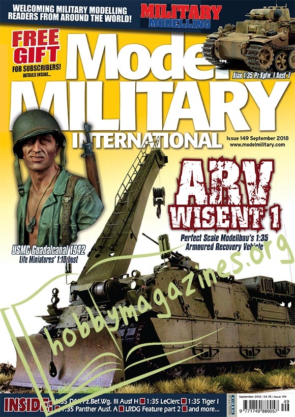 Model Military International 149 – September 2018