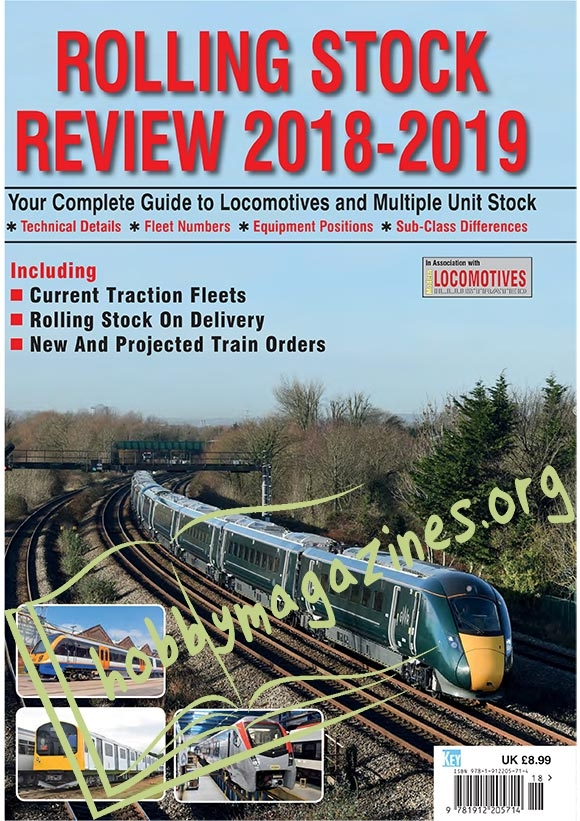 ROLLING STOCK REVIEW 2018-2019