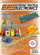 Everyday Practical Electronics – September 2018