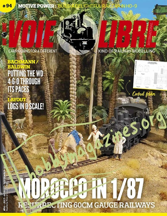 Voie Libre international 94 - July/August/September