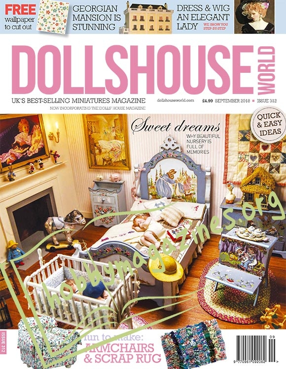 Dolls House World -  September 2018