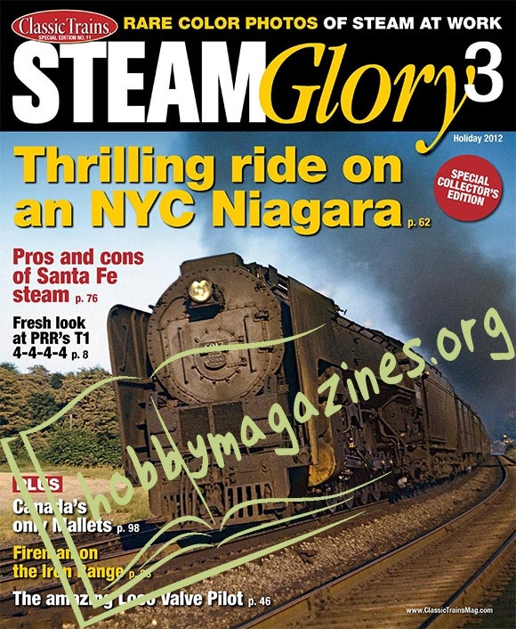 Classic Trains Special - Steam Glory 3
