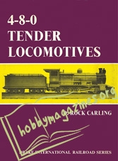 4-8-0 Tender Locomotives