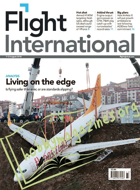 Flight International - 7 August 2018