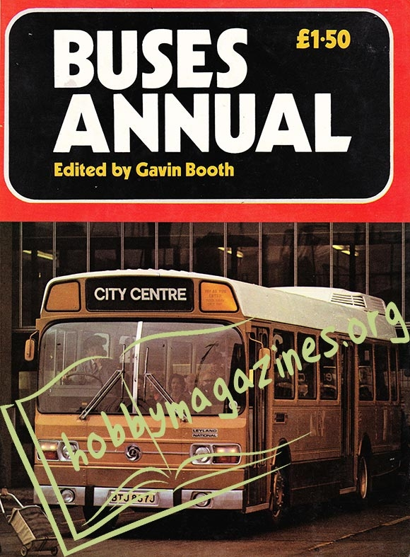 Buses Annual 1972