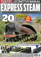 Locomotive Manual Vol. 1: Express Steam
