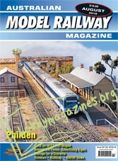 Australian Model Railway Magazine - August 2018