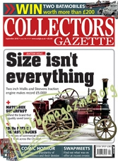 Collectors Gazette – September 2018