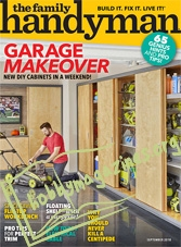 Family Handyman - September 2018