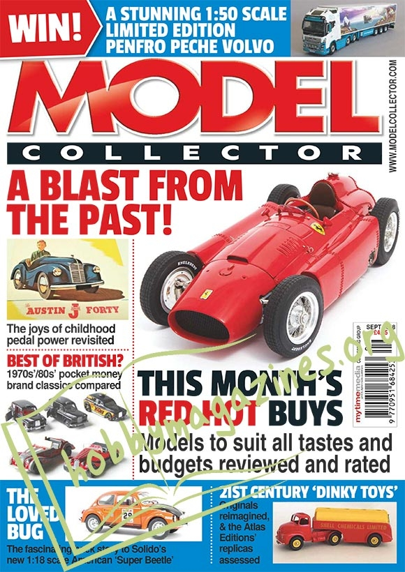Model Collector – September 2018