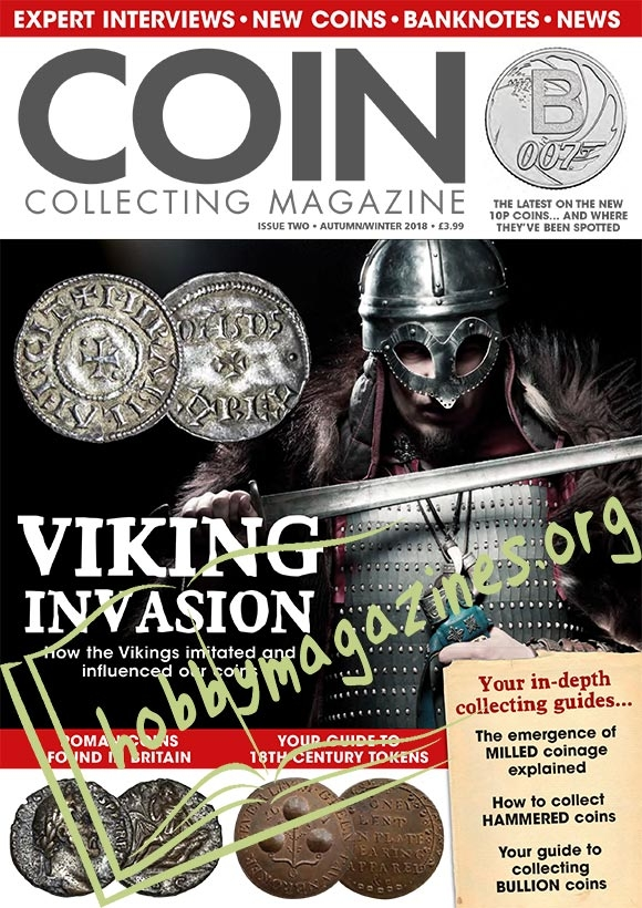 Coin Collecting Magazine Iss.02 - Autumn/Winter 2018