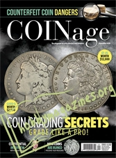 COINage – September 2018