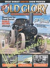 Old Glory – September 2018