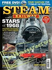 Steam Railway 17 August-13 September 2018