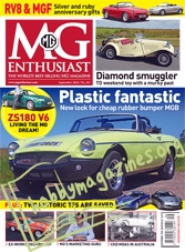 MG Enthusiast – October 2018